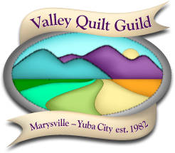 Valley Quilt Guild Logo